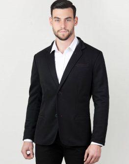 Спортно-елегантно сако с кръпки