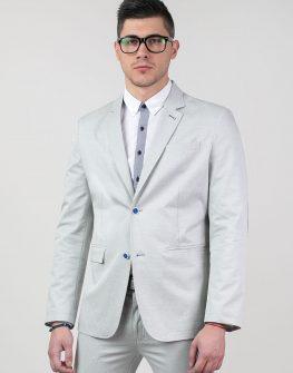 Лятно сако с кръпки
