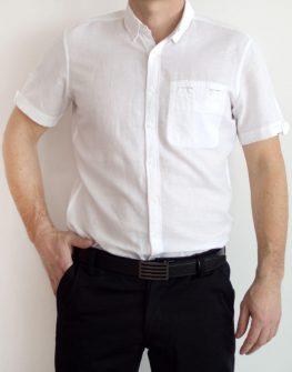 Ленена мъжка риза