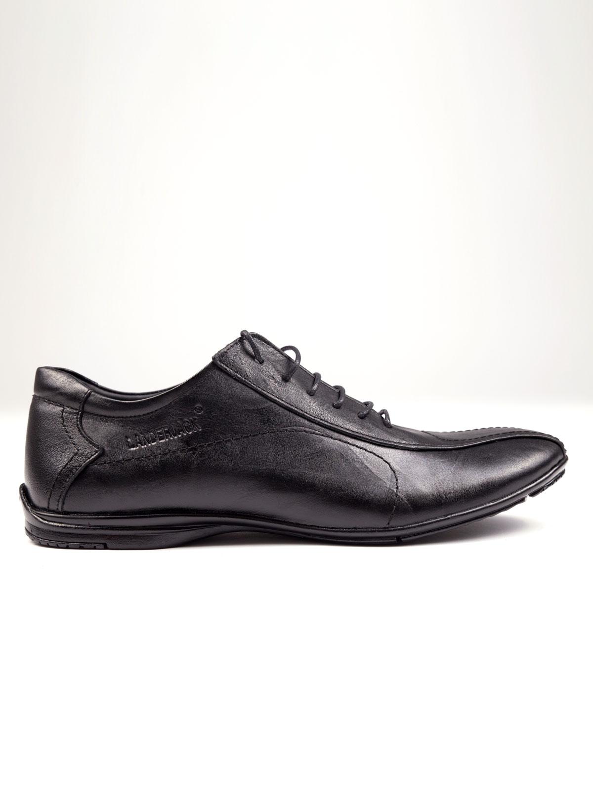 Мъжки черни спортни обувки