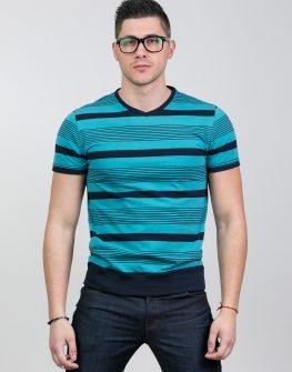 Спортна блуза с къс ръкав