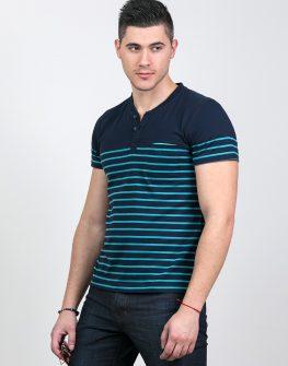 Мъжки блузи с къс ръкав