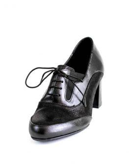 дамски обувки Balis в черен цвят