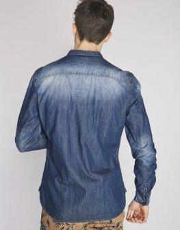 Мъжка дънкова риза GAUDI