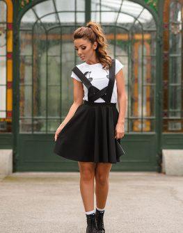 Пола – рокля с тиранти
