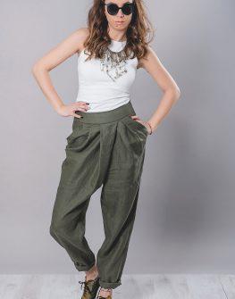 "Панталон ""Green flax"""